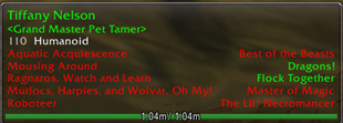 wow addon Family Familiar Tooltip