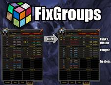 FixGroups