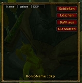 wow addon GetDKP for EQdkp-Plus