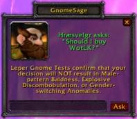 Gnome Sage