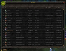 wow addon Guild Inspector