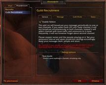 Guild Recruitment Helper