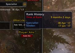 Guild Roster Manager