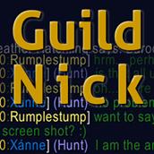 wow addon GuildNick