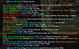 HandyNotes: Boralus RP Spots