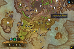 wow addon HandyNotes – Broken Shore
