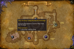 wow addon HandyNotes – Legion Instance World Quests