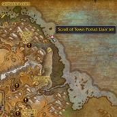 wow addon HandyNotes: Legion Town Portals