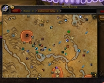 HandyNotes: Treasure Hunter (Draenor Treasures)