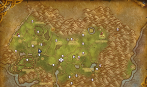 HandyNotes: Warfront Treasure
