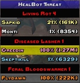 HealBot Plugin Threat