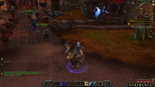 wow addon Hide Blizzard Player & Target Frames