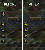 wow addon Hide Social Chat Icon