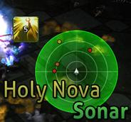 Holy Nova Sonar