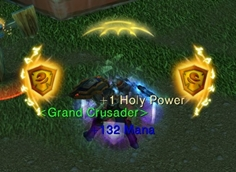 Holy Power Notifier