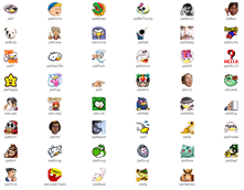 iateyourpie Emotes
