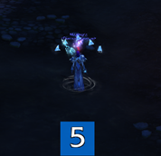 wow addon Icicles Counter