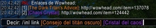 Item Name Localized