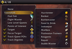 wow addon iTracking