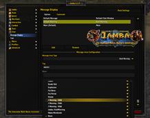 Jamba-Extras
