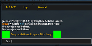 wow addon Jump Counter (Classic)
