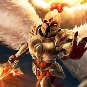 wow addon Kayle – League of Legends voice pack / Paladin Female