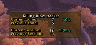 Killing Blow Announcer