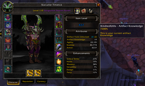 wow addon KindredArtifactTracking