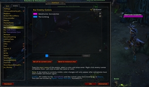 wow addon KuiEnemyColors