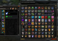 wow addon LargerMacroIconSelection