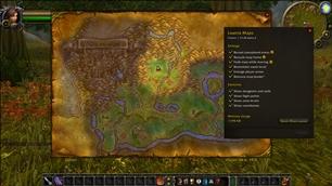 wow addon Leatrix Maps (Classic)