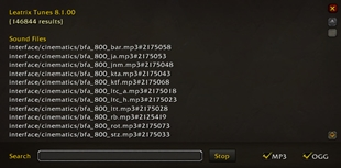 wow addon Leatrix Tunes (Battle for Azeroth and Shadowlands)