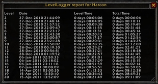 LevelLogger