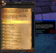wow addon LFR [of the past]