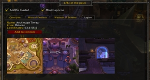 LFR [of the past]
