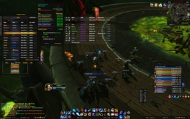 wow addon Live Roster-Guild Roster Upgrades