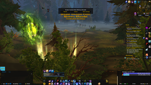 wow addon LookingForGroup Invasion Point