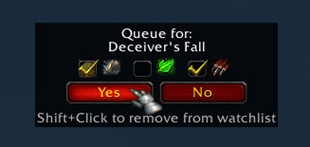 wow addon LookingForSatchels