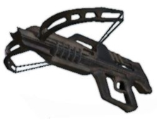 M4A1 Carbine Silencer/Suppressor/Crossbow/Bow