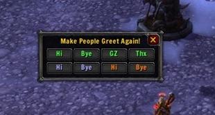 Make People Greet Again!