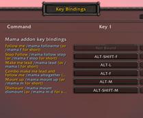 MAMA (Minimal yet Awesome Multiboxing Assistant)