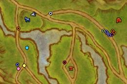 Map Class Colors