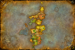 wow addon Map Ruler