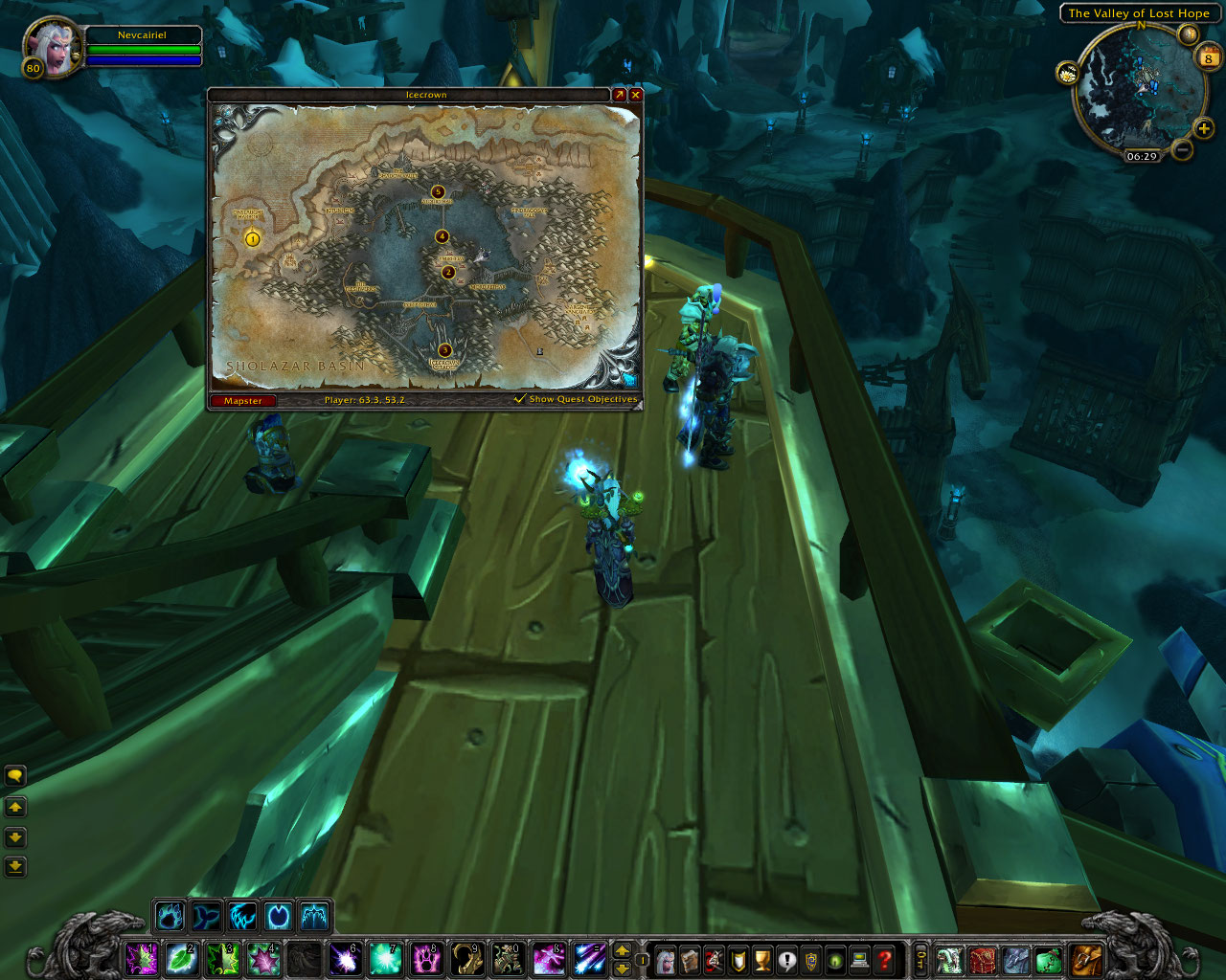 Wow Mapster Addon Shadowlands Classic 2020