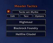 Meader Tactics