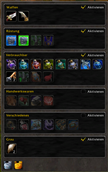 wow addon Merchandrix