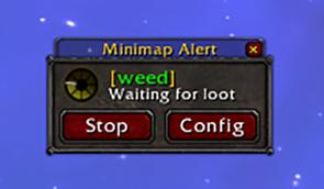 Minimap Alert