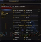 wow addon Multimod