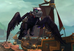 wow addon Mute Obsidian Nightwing