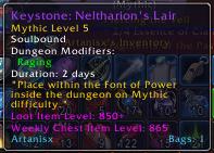 MythicPlusLoot